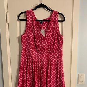 NEW Lands end women's dress large
